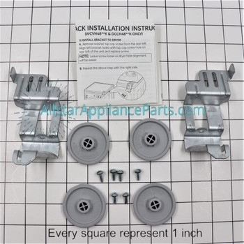 Part Number WE25X10031 replaces WH49X10072