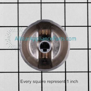 Burner control knob 316550502