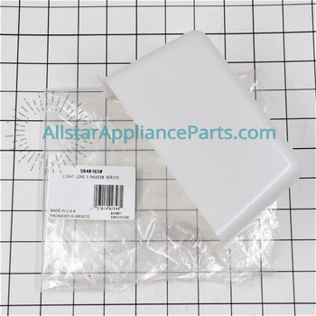 Part Number SR401650 replaces R401650, SR401650