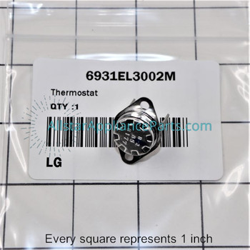 Part Number 6931EL3002M replaces  6931EL3002A,  6931EL3002K