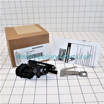 Part Number W10619006 replaces W10195093, W10370003, W10380262, W10550100, W10619006VP