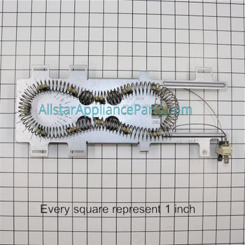 Thermal Fuse 3390719 (Replacement) | Allstar Appliance Parts on