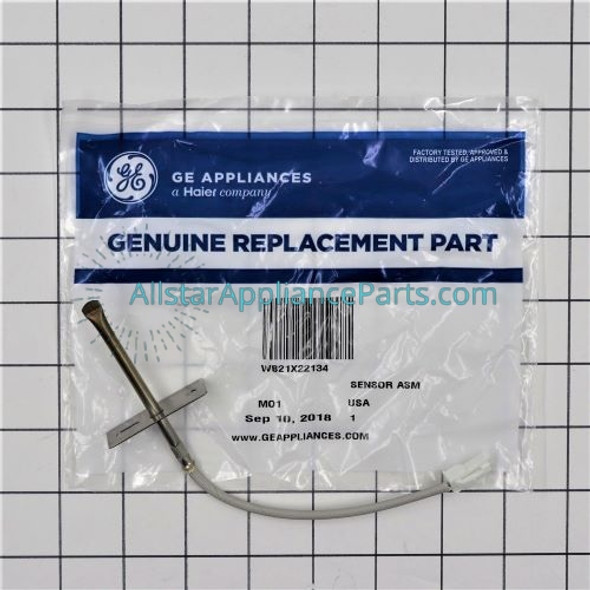 Part Number WB21X22134 replaces WB21T10007, WB21T10017, WB24T10007