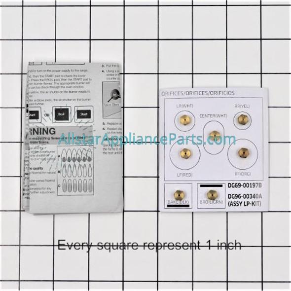 Conversion Kit DG96-00340A