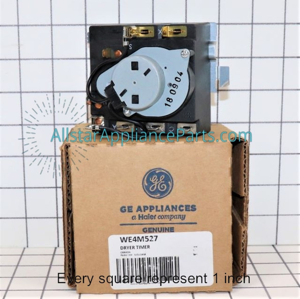 Part Number WE4M527 replaces WE4M365