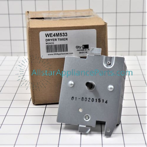 Part Number WE4M533 replaces WE4M364