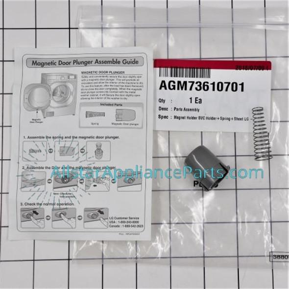 Part Number AGM73610701 replaces  AGM73610702,  MEG61961401