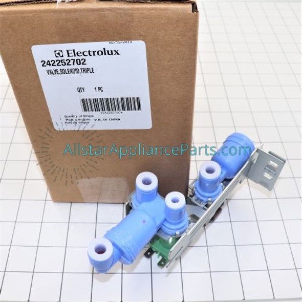 Part Number 242252702 replaces 240321801, 240505101, 240505102, 240508101, 240508102, 240531101, 241734301, 241734302, 7241734301