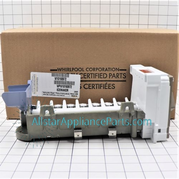 Part Number WPW10190972 replaces 61001014, 61005948, 67002266, 67002377, 67006665, D7812308, D7812309, D7846301, D7846302, D7846305, D7846306Q, R0150105, R0156724, R0156831, R0161070, W10190972, Y06100048