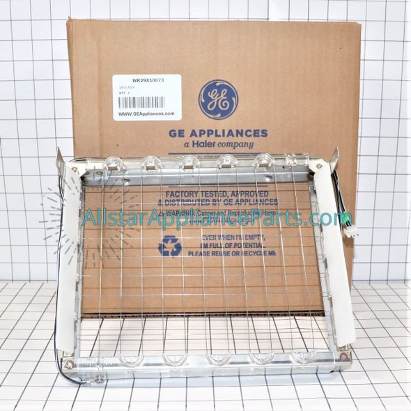 Part Number WR29X10073 replaces WR29X10016, WR29X10070, WR29X10071, WR29X10100