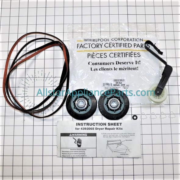 Part Number 4392065 replaces 2014, 26000279435, 26000279436, 279435, 279436, 279708, 279708MS, 279709, 279709MS, 279860, 279948, 4392065VP, 80046, 8106, 8237, 8238