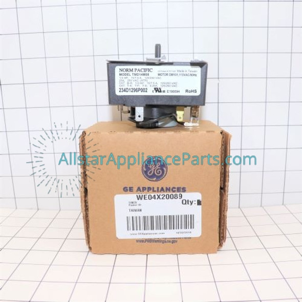 Part Number WE04X20089 replaces WE4M356