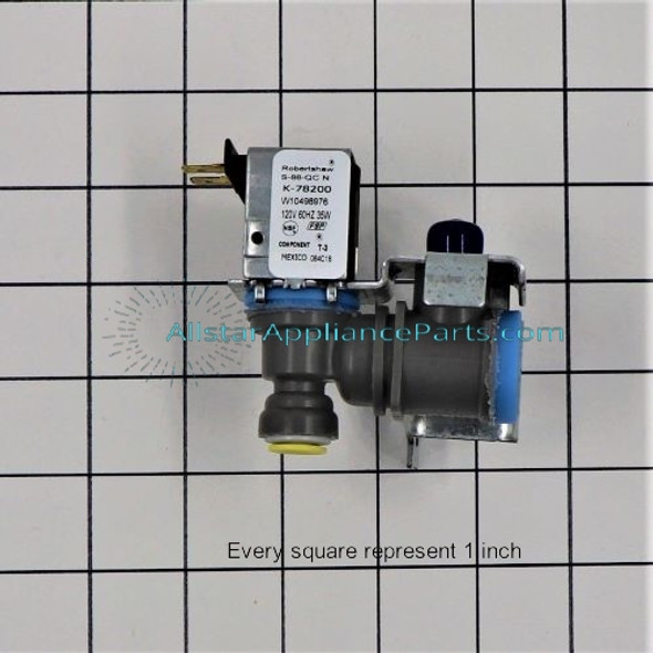 Part Number WPW10498976 replaces W10420082, W10498976