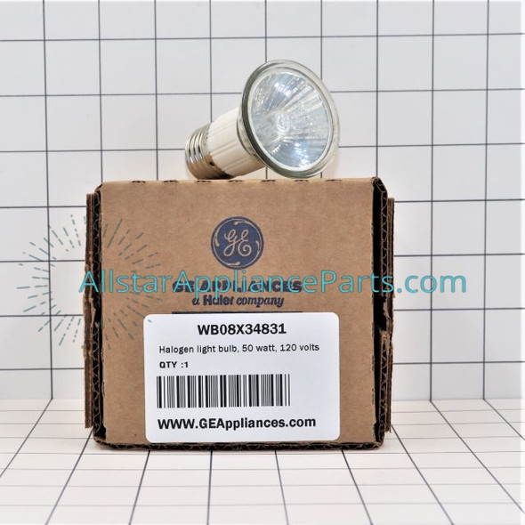 Part Number WB08X34831 replaces WB08X10028, WB08X32465, WB8X10028