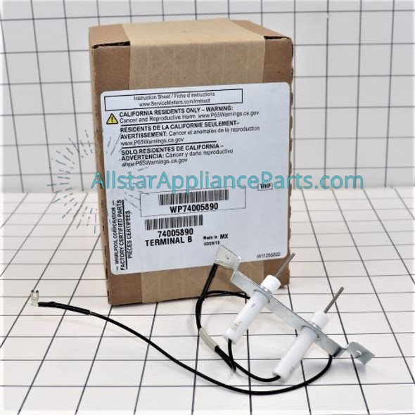 Part Number WP74005890 replaces 74005890, 74006098, 7432P120-60
