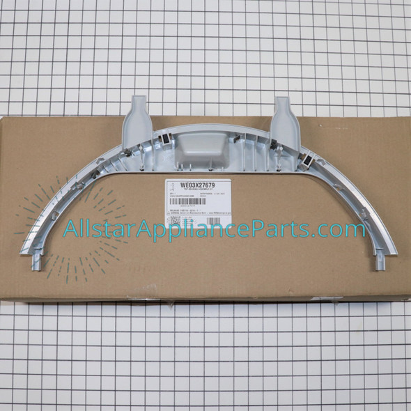 Part Number WE03X27679 replaces WE03X20570, WE03X27250, WE1M1005, WH03X20271