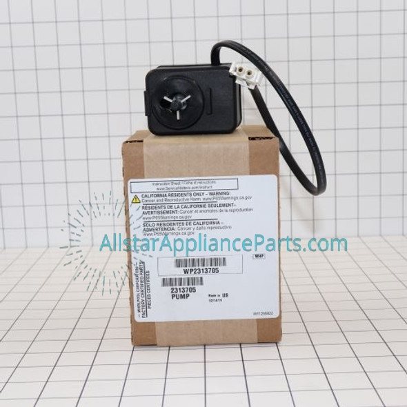 Part Number WP2313705 replaces  2313705