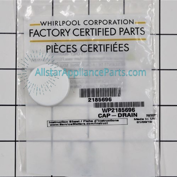 Part Number WP2185696 replaces 2185696