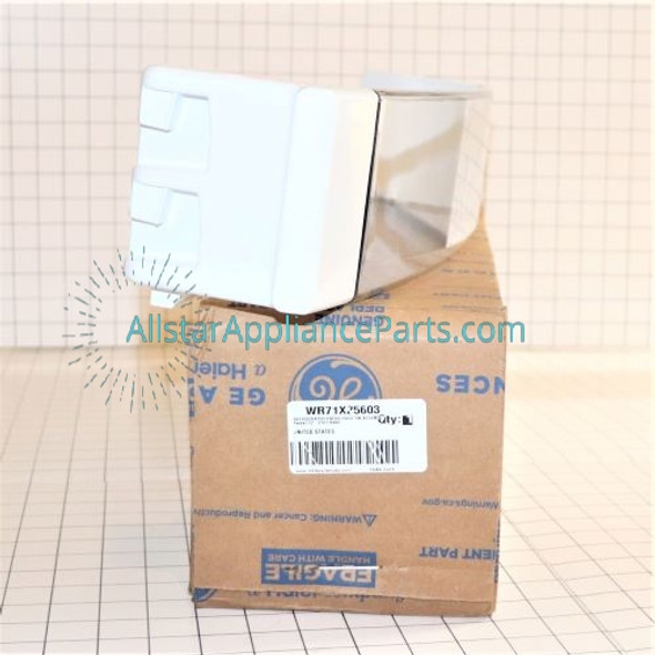 Part Number WR71X25603 replaces WR71X10428