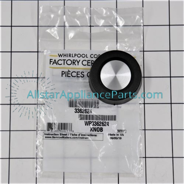 Part Number WP3362624 replaces 21025, 3350971, 3350972, 3353309, 3353312, 3353313, 3353315, 3360965, 3360968, 3360969, 3360971, 3362624, 3362626, 3362627, 3362630, 3387785, 387987, 387989, 8200