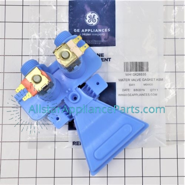 Part Number WH13X26535 replaces WH13X24386, WH13X24392