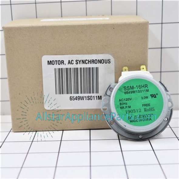 Part Number 6549W1S011M replaces 6549W1S011Z, 6549W1S013C