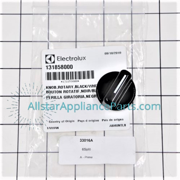 Part Number 131858000 replaces 13185800