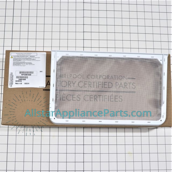 Part Number WP33001808 replaces 33001808, WP33001808VP
