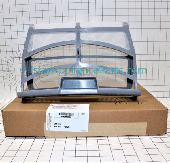 Part Number W10859086 replaces W10608811, W10701353