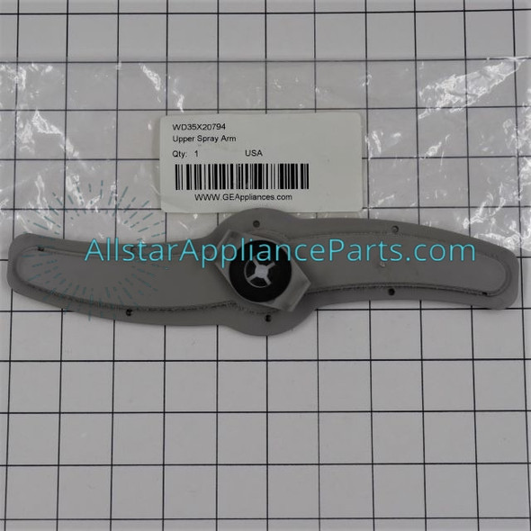 Part Number WD35X20794 replaces WD22X10088