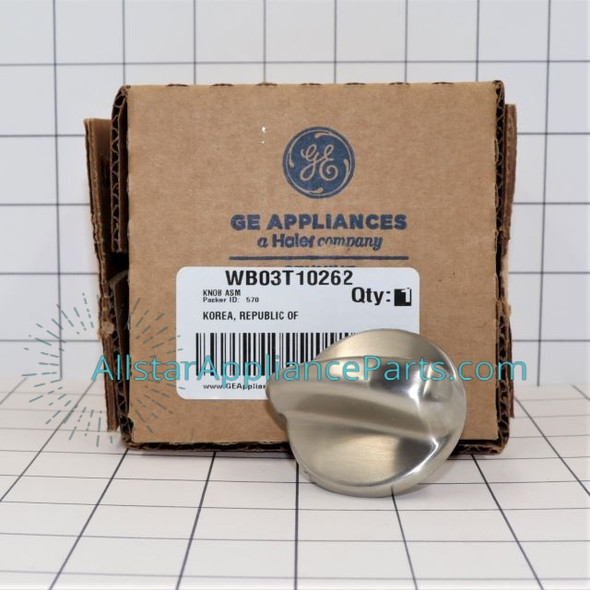 Part Number WB03T10262 replaces WB03T10246, WB03T10260