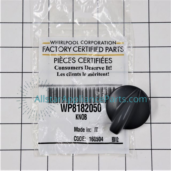 Part Number WP8182050 replaces 3980094, 46197020742, 8182050