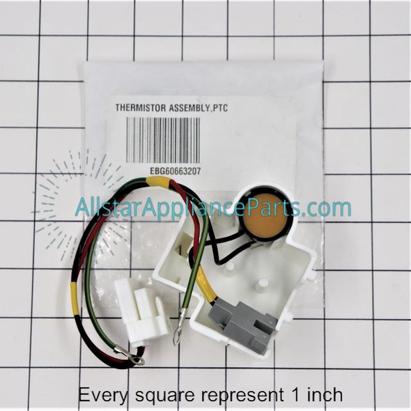 Relay and Overload Kit EBG60663207