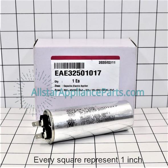 Capacitor EAE32501017