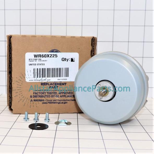 Part Number WR60X225 replaces WR60X0225, WR60X0242, WR60X0264, WR60X242, WR60X264