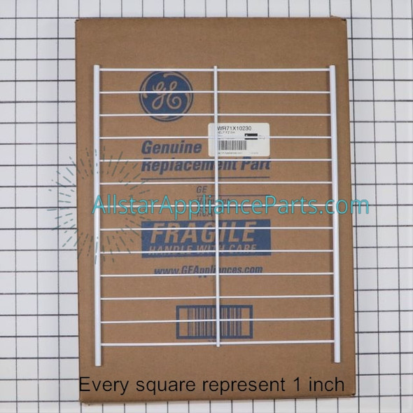 Part Number WR71X10230 replaces WR71X10724