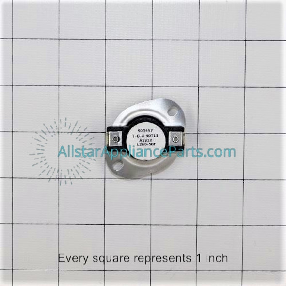 High Limit Thermostat  DC47-00018A