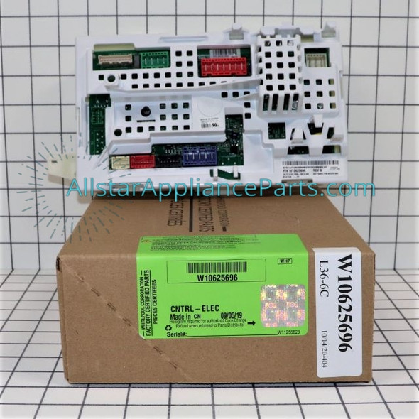Control Board W10625696