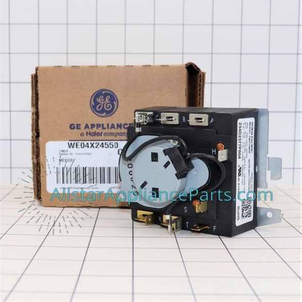 Part Number WE04X24550 replaces WE04X24549
