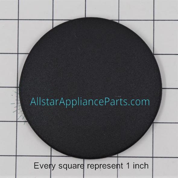 Surface Burner Cap WB13T10067