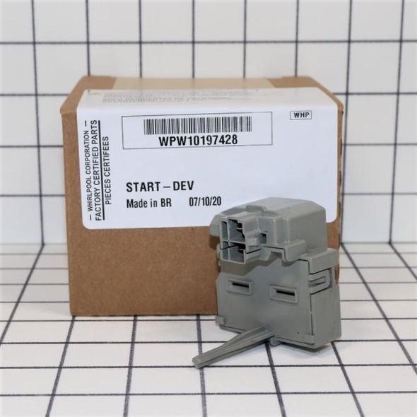 Part Number WPW10197428 replaces W10128791, W10128795, W10197428, WPW10197428VP