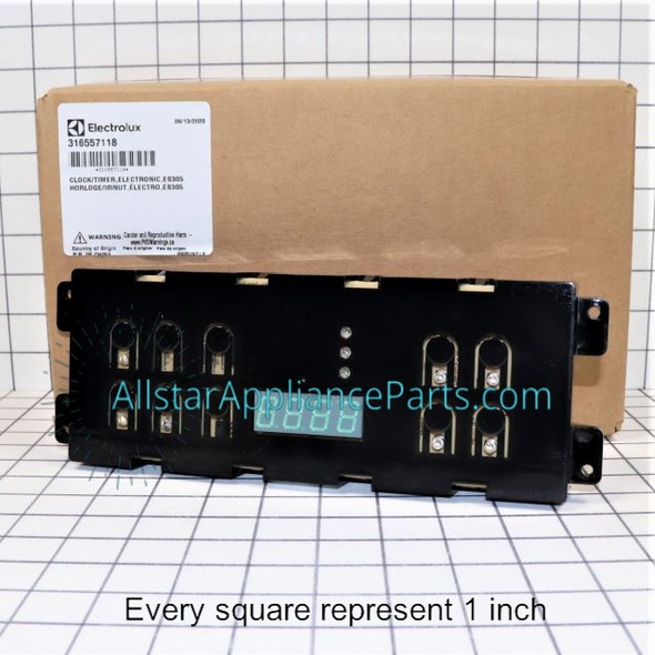 Part Number 316557118 replaces 316557108, 316418208.