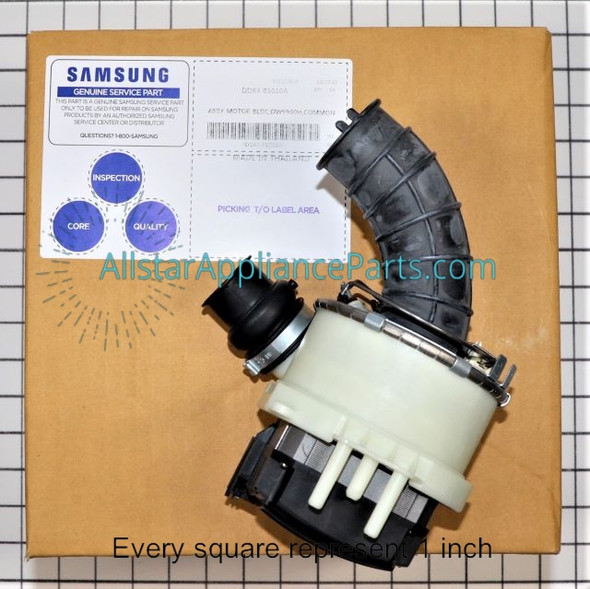 Pump and Motor Assembly DD93-01010A