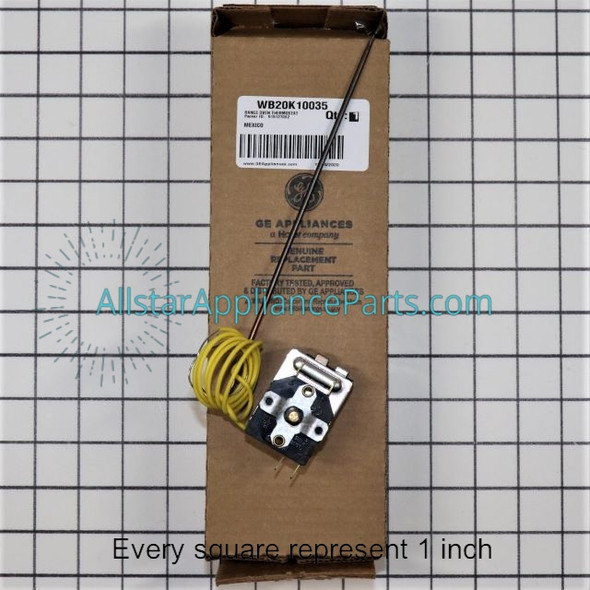 Part Number WB20K10035 replaces WB20K10010