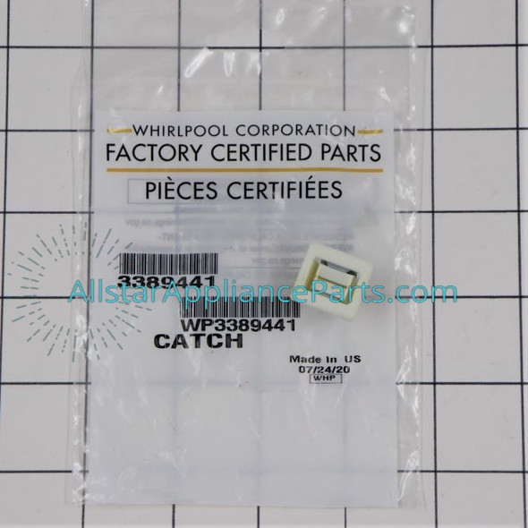 Part Number WP3389441 replaces 3389441