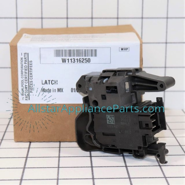 Part Number W11316250 replaces W10804741