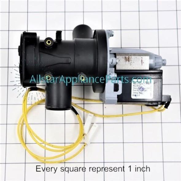 Drain Pump WH23X10011