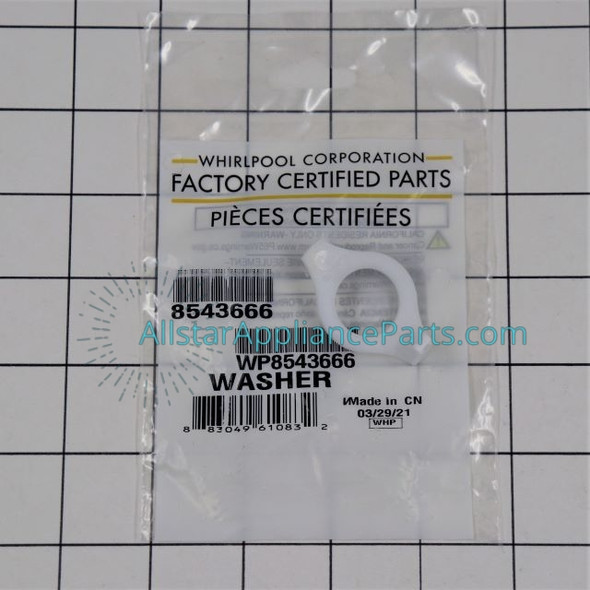 Part Number WP8543666 replaces 3354844, 3355921, 8543666