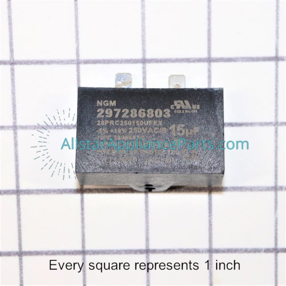 Part Number 297286803 replaces 215329902, 216985001, 218909915, 297286804, 7216985001, 7218909915