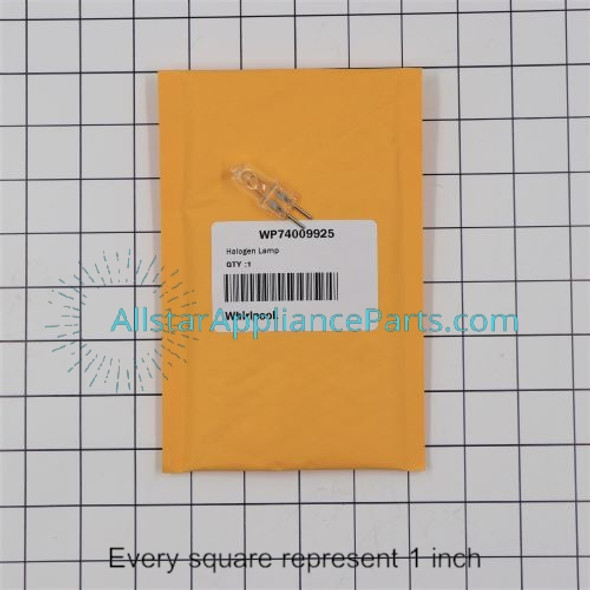 Part Number WP74009925 replaces 74009925, 899138-001